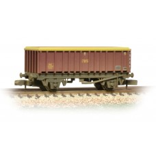 Graham Farish  373-575F - 46 Tonne glw MEA Open Mineral Wagon EWS Weathered