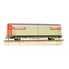 Graham Farish  373-601C - 46T VGA Sliding Wall Van BR Railfreight Speedlink Weathered