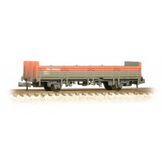 Graham Farish  373-626D - 31 Ton OBA Open Wagon 'Railfreight' Red & Grey Weathered