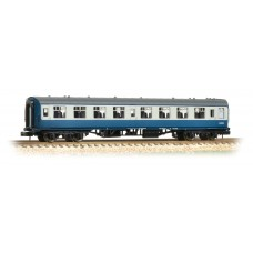 Graham Farish  374-013C - BR Mk1 SO Second Open Blue & Grey