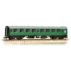 Graham Farish  374-051D - BR Mk1 SK Second Corridor (SR) Green