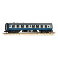 Graham Farish  374-055E - BR Mk1 SK Second Corridor Blue & Grey