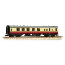 Graham Farish  374-081A - BR Mk1 BCK Brake Corridor Composite Crimson & Cream