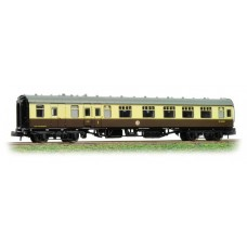 Graham Farish  374-082 - (D) BR Mk1 BCK Brake Corridor Composite (WR) Chocolate & Cream