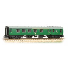 Graham Farish  374-083A - BR Mk1 BCK Brake Corridor Composite (SR) Green