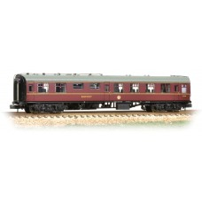 Graham Farish  374-107A - BR Mk1 RMB Mini Buffet Car Maroon