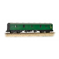 Graham Farish  374-131A - BR Mk1 GUV (SR) Green