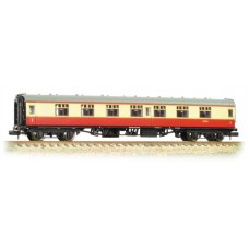 Graham Farish  374-160 - (D) BR MK1 FK First Corridor Crimson & Cream