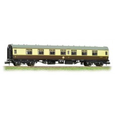 Graham Farish  374-163 - (D) BR MK1 FK First Corridor (WR) Chocolate & Cream