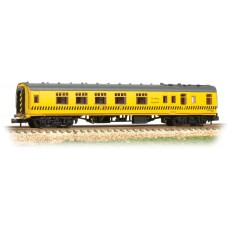 Graham Farish  374-191 - BR Mk1 BSK Brake Second Corridor Departmental Yellow