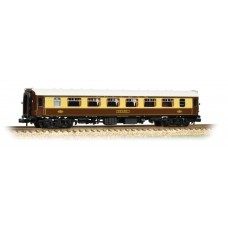 Graham Farish  374-200E - BR Mk1 FP Pullman First Parlour Car 'Pearl' Umber & Cream