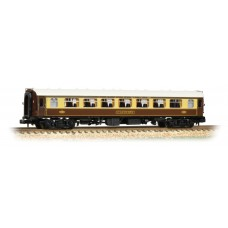 Graham Farish  374-210E - BR Mk1 SP Pullman Second Parlour Car 'Car 353' Umber & Cream