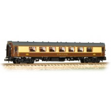 Graham Farish  374-212 - BR Mk1 SP Pullman Second Parlour Car 'Car 352' Umber & Cream