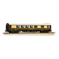 Graham Farish  374-230D - BR Mk1 SK Pullman Second Kitchen Car 'Car 340' Umber & Cream