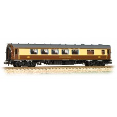Graham Farish  374-232 - BR Mk1 SK Pullman Second Kitchen Car 'Car 343' Umber & Cream