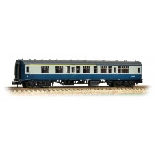 Graham Farish  374-258C - BR Mk1 CK Composite Corridor Blue & Grey