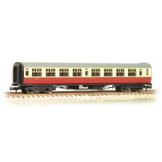 Graham Farish  374-441 - Bulleid 63ft Second Corridor BR Crimson & Cream