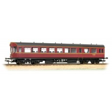 Graham Farish  374-611 - BR Auto Trailer Maroon