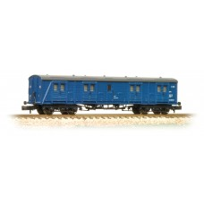 Graham Farish  374-632 - SR 50' Bogie B Luggage Van BR Blue