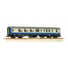 Graham Farish  374-680A - BR MK2A BSO Brake Second Open Blue & Grey