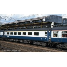Graham Farish  374-760 - BR MK2F FO First Open Coach Blue & Grey