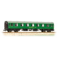 Graham Farish  374-809 - BR Mk1 RFO Restaurant Car (SR) Green