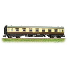 Graham Farish  374-810 - BR Mk1 RFO Restaurant Car (WR) Chocolate & Cream