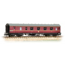 Graham Farish  374-830C - Stanier Brake First LMS Crimson Lake