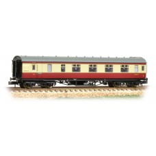 Graham Farish  374-831C - Stanier Brake First BR Crimson & Cream