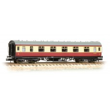 Graham Farish  374-846C - Stanier First Corridor BR Crimson & Cream