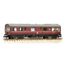 Graham Farish  374-876 - LMS 50ft Inspection Saloon BR Maroon