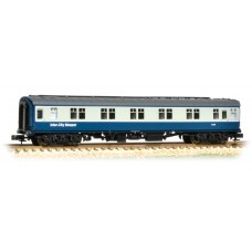 Graham Farish  374-927A - BR Mk1 SLSTP Sleeping Second Blue & Grey