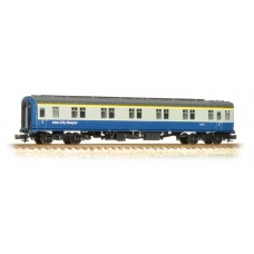 Graham Farish  374-928 - BR Mk1 SLF Sleeping First Blue & Grey