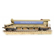 Graham Farish  377-700A - JJA Mk2 Auto-Ballaster Generator Unit Railtrack Weathered