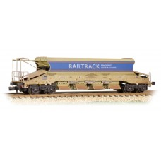 Graham Farish  377-701A - JJA Mk2 AutoBallaster Non-Gen. Flat Profile Railtrack Weathered
