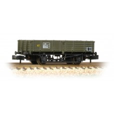 Graham Farish  377-775 - 12 Ton Pipe Wagon BR Engineers Olive Green
