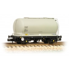 Graham Farish  377-926 - PCA Metalair Bulk Powder Wagon Grey