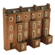 Graham Farish  42-227 - Low Relief Rear of Victorian Tenements