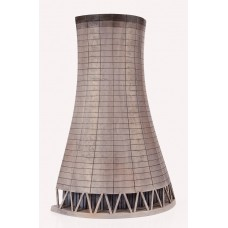 Graham Farish  42-297 - Low Relief Cooling Tower