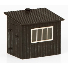 Graham Farish  42-558 - Corrugated Metal Shed
