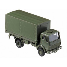 Minitanks  740807  4x4 Mercedes 1017 Truck