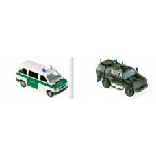 Minitanks  741149  Police Set ISAF