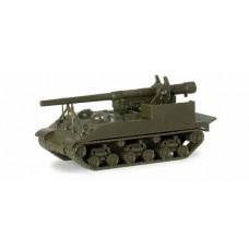 Minitanks  741163  M40 Tank w/155m Cannon