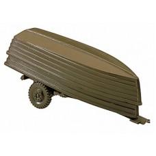 Minitanks  741200  Trailer w/2 Boats