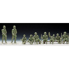 Minitanks  741217  US/NATO Soldiers 16/