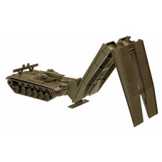 Minitanks  741309  Bridge Laying Tank M48US