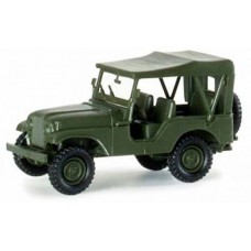 Minitanks  741323  Willy's Jeep M38 A1