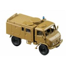 Minitanks  741453  Unimog S Desert Color