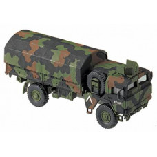 Minitanks  741552  MAN Truck, Type 454, Camo, Kfor 752 German Army