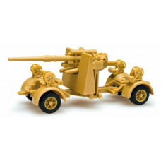 Minitanks  741583  AntiAircraft Tank 88mm